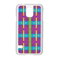 Stripes And Dots                     Motorola Moto G (1st Generation) Hardshell Case by LalyLauraFLM