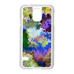 Color mix canvas                     Motorola Moto G (1st Generation) Hardshell Case Front