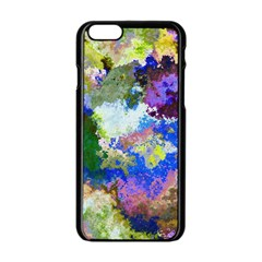 Color Mix Canvas                     Apple Iphone 6/6s White Enamel Case by LalyLauraFLM