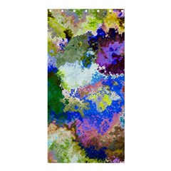 Color Mix Canvas                      Shower Curtain 36  X 72  by LalyLauraFLM