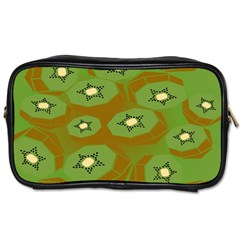 Relativity Pattern Moon Star Polka Dots Green Space Toiletries Bags