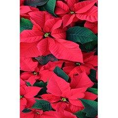 Red Poinsettia Flower 5 5  X 8 5  Notebooks by Mariart