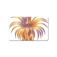Sea Anemone Magnet (name Card) by Mariart