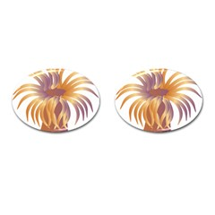 Sea Anemone Cufflinks (oval) by Mariart