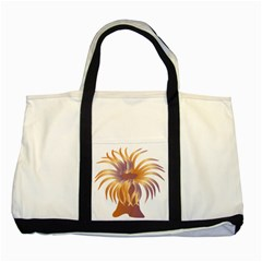 Sea Anemone Two Tone Tote Bag by Mariart