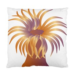 Sea Anemone Standard Cushion Case (two Sides) by Mariart
