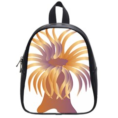 Sea Anemone School Bag (small) by Mariart