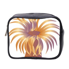 Sea Anemone Mini Toiletries Bag 2 Side