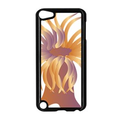 Sea Anemone Apple Ipod Touch 5 Case (black) by Mariart