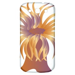 Sea Anemone Samsung Galaxy S3 S Iii Classic Hardshell Back Case by Mariart