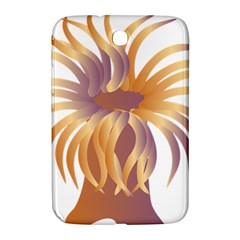 Sea Anemone Samsung Galaxy Note 8 0 N5100 Hardshell Case  by Mariart