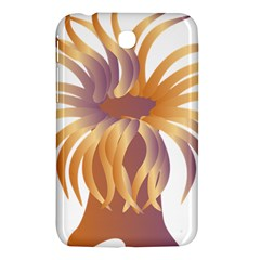 Sea Anemone Samsung Galaxy Tab 3 (7 ) P3200 Hardshell Case  by Mariart
