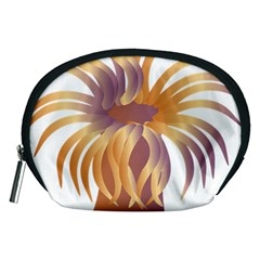 Sea Anemone Accessory Pouches (medium)  by Mariart