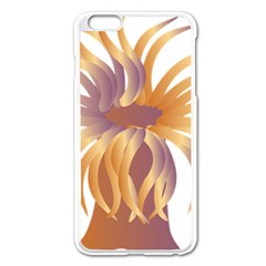 Sea Anemone Apple Iphone 6 Plus/6s Plus Enamel White Case by Mariart