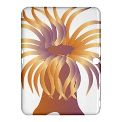Sea Anemone Samsung Galaxy Tab 4 (10 1 ) Hardshell Case  by Mariart