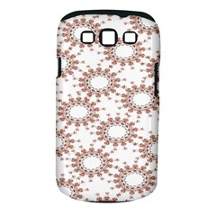 Pattern Flower Floral Star Circle Love Valentine Heart Pink Red Folk Samsung Galaxy S Iii Classic Hardshell Case (pc+silicone) by Mariart