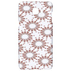 Pattern Flower Floral Star Circle Love Valentine Heart Pink Red Folk Samsung C9 Pro Hardshell Case  by Mariart
