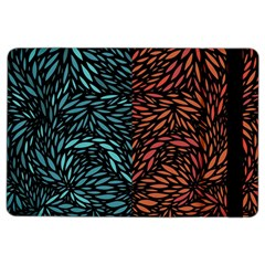 Square Pheonix Blue Orange Red Ipad Air 2 Flip by Mariart