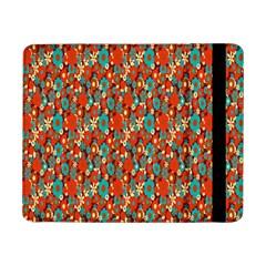 Surface Patterns Bright Flower Floral Sunflower Samsung Galaxy Tab Pro 8 4  Flip Case by Mariart