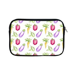 Vegetable Pattern Carrot Apple Ipad Mini Zipper Cases by Mariart