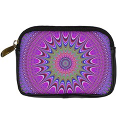 Art Mandala Design Ornament Flower Digital Camera Cases