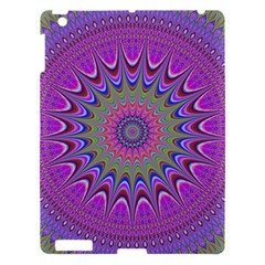 Art Mandala Design Ornament Flower Apple Ipad 3/4 Hardshell Case by BangZart