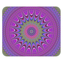 Art Mandala Design Ornament Flower Double Sided Flano Blanket (small)