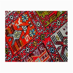Carpet Orient Pattern Small Glasses Cloth by BangZart