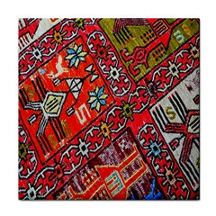 Carpet Orient Pattern Face Towel by BangZart