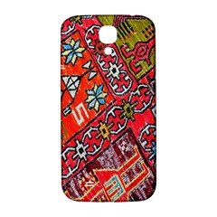 Carpet Orient Pattern Samsung Galaxy S4 I9500/i9505  Hardshell Back Case by BangZart