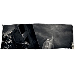Chicago Skyline Tall Buildings Body Pillow Case (dakimakura)