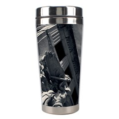 Chicago Skyline Tall Buildings Stainless Steel Travel Tumblers