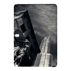 Chicago Skyline Tall Buildings Samsung Galaxy Tab Pro 10 1 Hardshell Case by BangZart
