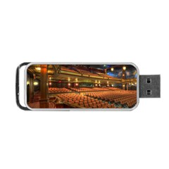 Florida State University Portable Usb Flash (two Sides)