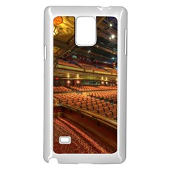 Florida State University Samsung Galaxy Note 4 Case (white) by BangZart