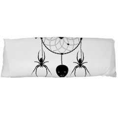 Voodoo Dream Catcher  Body Pillow Case (dakimakura) by Valentinaart