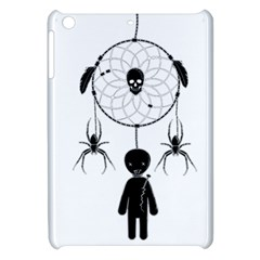 Voodoo Dream Catcher  Apple Ipad Mini Hardshell Case by Valentinaart