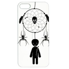 Voodoo Dream Catcher  Apple Iphone 5 Hardshell Case With Stand by Valentinaart