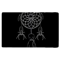 Voodoo Dream Catcher  Apple Ipad Pro 12 9   Flip Case by Valentinaart