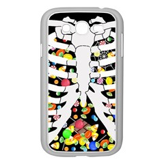Trick Or Treat  Samsung Galaxy Grand Duos I9082 Case (white)