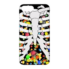 Trick Or Treat  Apple Iphone 7 Plus Hardshell Case by Valentinaart