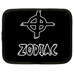 Zodiac Killer  Netbook Case (xxl)  by Valentinaart