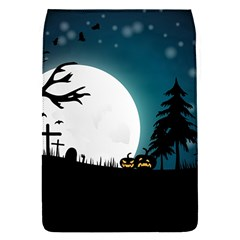 Halloween Landscape Flap Covers (s)  by Valentinaart