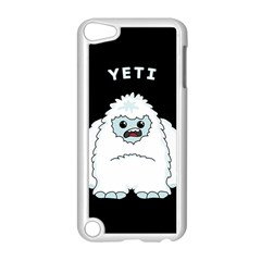 Yeti Apple Ipod Touch 5 Case (white) by Valentinaart