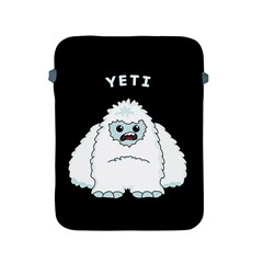 Yeti Apple Ipad 2/3/4 Protective Soft Cases by Valentinaart