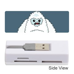 Yeti   I Saw A Man Memory Card Reader (stick)