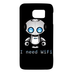 Cute Robot Galaxy S6