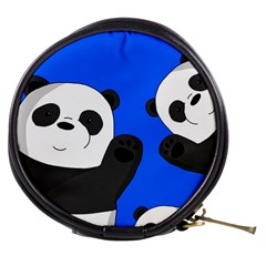Cute Pandas Mini Makeup Bags