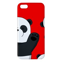 Cute Pandas Iphone 5s/ Se Premium Hardshell Case