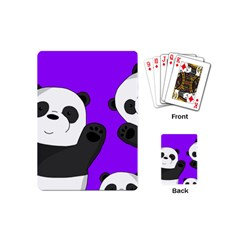 Cute Pandas Playing Cards (mini)